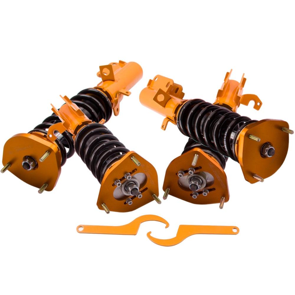 CoilOver amortiguador para Toyota Corolla E90 E100 E110 AE92 AE101 AE111 para Levin AE90 AE92 AE100 101 AE111 88-99 Coilovers