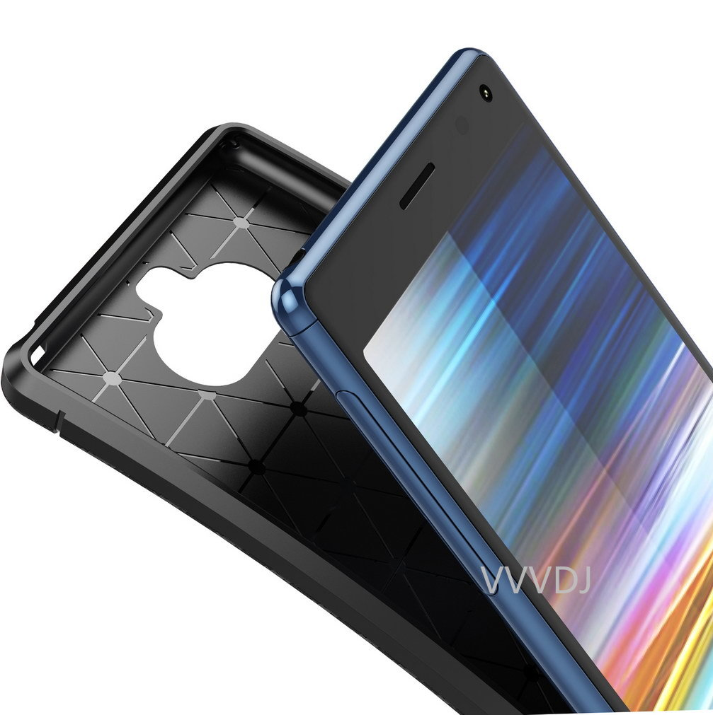 Funda trasera de teléfono de lujo para Sony Xperia 20 2019, carcasa...