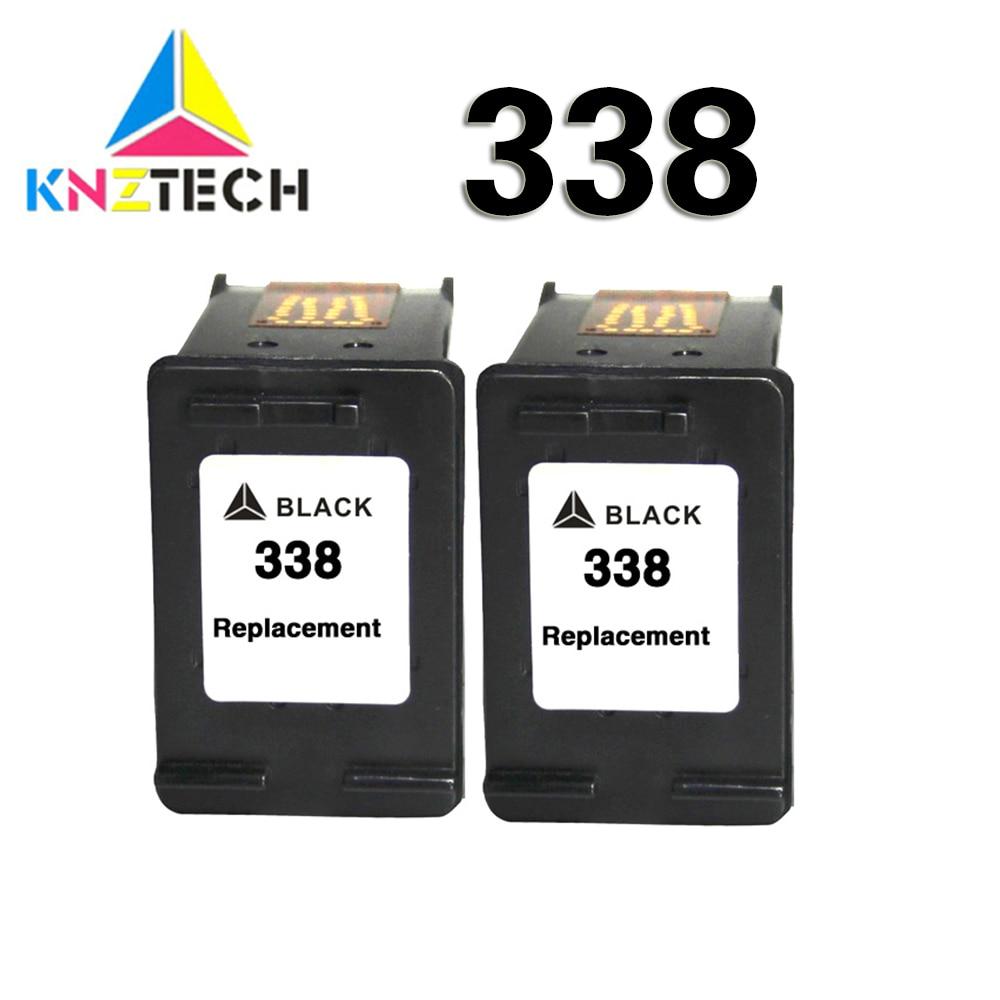 Высококачественный принтер картридж Замена для 338 hp338 чернильный картридж для Deskjet 460C 5740 6520 6540 6840