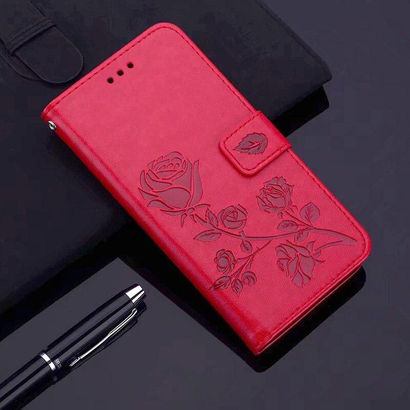Para Xiaomi Redmi 6 A funda de Redmi 6 Pro Funda de cuero de silicona con tapa para Coque Xiomi Xiaomei Redmi 6 A 6 A a6 fundas