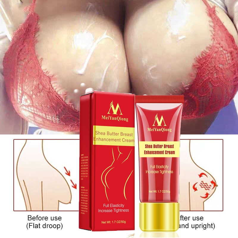 MeiYanQiong Breast Cream bust enlargement Promote Female Hormones Boobs Lift Cream Enlarger Breasted