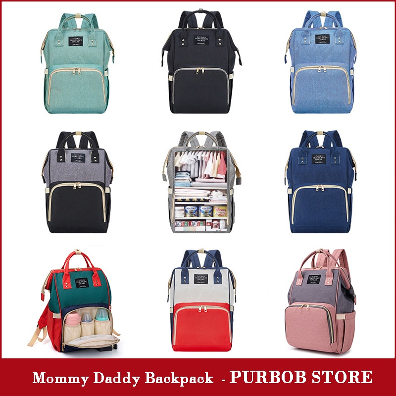 PURBOB kids diaper mother bag maternity wet backpack Stroller baby care bags for mom nappy changing