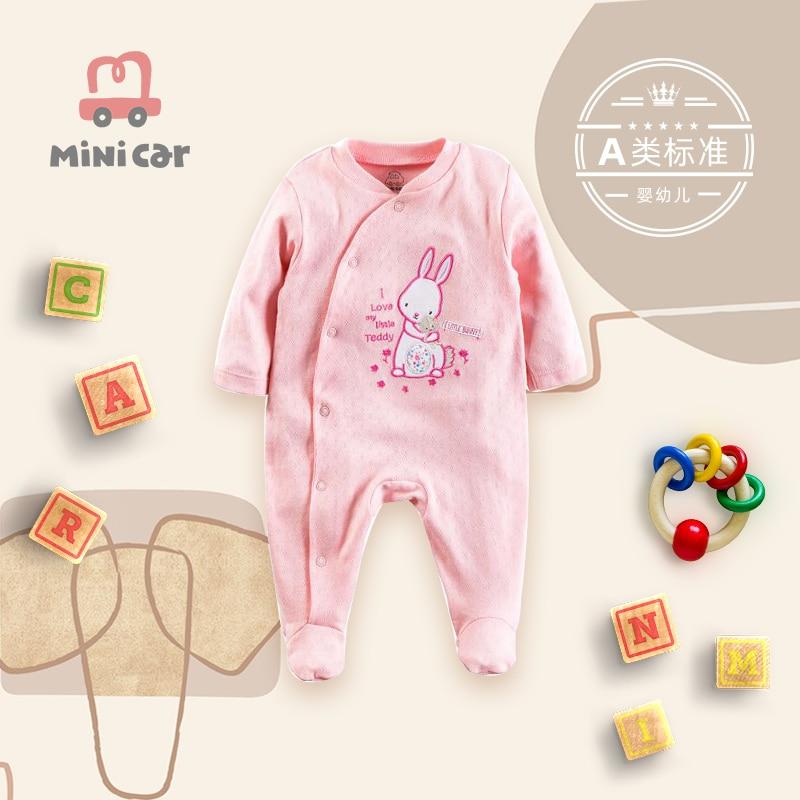 Baby onesie newborn baby hayi baby girl climbing clothes spring, Autumn and summer