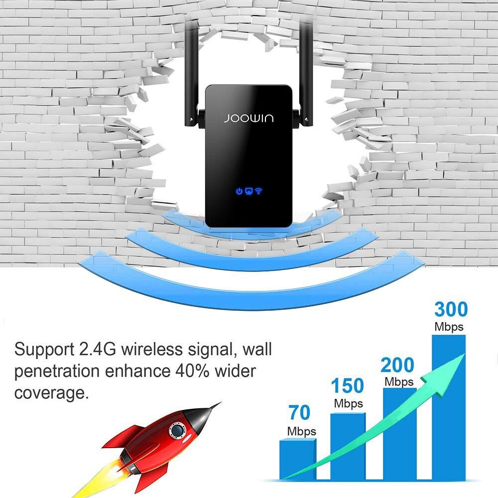 300 Мбит/с беспроводной Wi-Fi ретранслятор 2,4G Wifi ретранслятор 2 * 5dbi Высокая Антенна мост усилитель сигнала проводной маршрутизатор Wifi точка дос...
