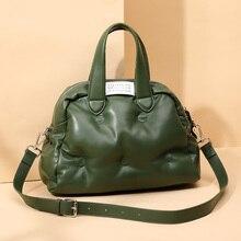 Dames Tas Boston Kussen Zak 2020 Mode Handtas Grote Capaciteit Schouder Messenger Bags Hoge Kwaliteit Vrouwen Handtassen Sac A Main