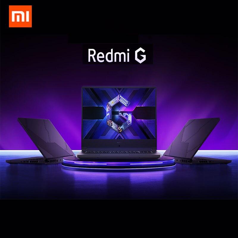 Efeito de Som Suporte do Radiador Xiaomi Redmi Gaming Notebook Core Processador i7 16.1 Screen Tela Dts 3d w 2.0 Usb-c Interface Wifi6 g