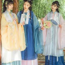 Nouveauté Hanfu femmes Cosplay Costumes élégant à manches longues scène Performance vêtements fleur antique chinois traditionnel Tang costume
