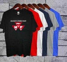 Neue Massey Ferguson Logo T-Shirt