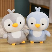 35/45/55CM Kawaii Huggable Soft Couple Penguin Plush Toys Stuffed Toys Baby Doll Kids Toy Birthday G