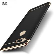 Pour Xiaomi Mi A1 A2 Lite MiA1 Coque 3 en 1 Coque de téléphone pour Xiaomi Mi 5X 6X Mi5X Mi 6 Mi 8 Coque arrière rigide