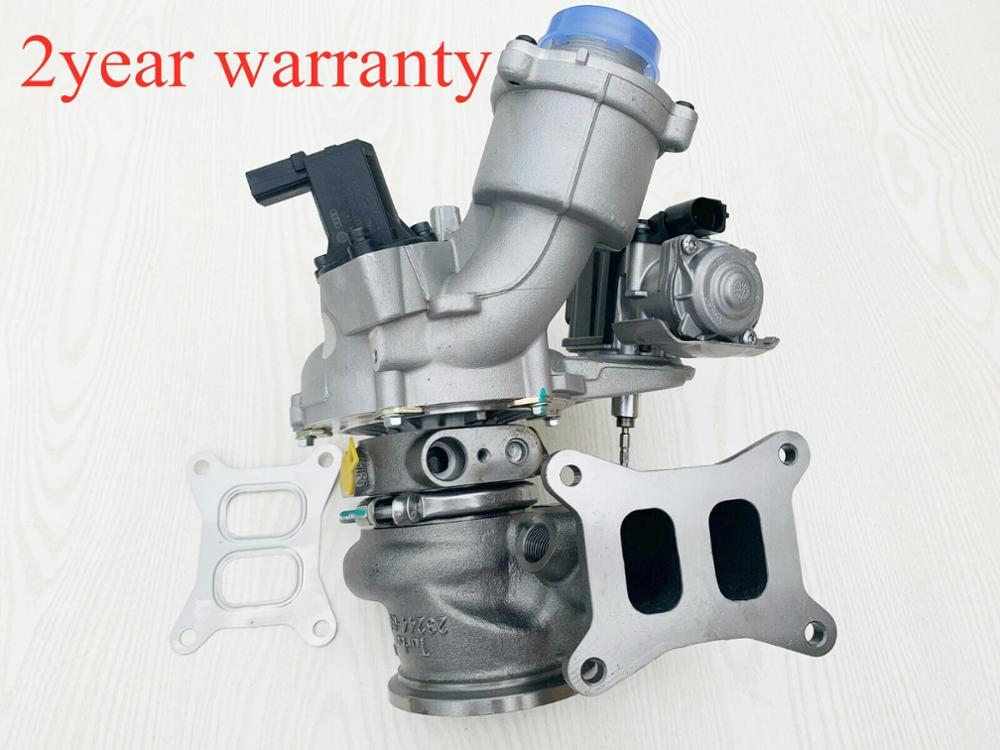 2 años de garantía IS38 06K145722H 06K145722A 06K145702N turbo turbocompresor para Volkswagen Golf 7 R 1,8 TAudi A3 2,0 T 2.0L