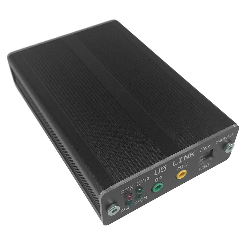 USB PC رابط محول راديو موصل ل YAESU FT-450D FT-950D DX1200 FT991 U5 رابط + 5 كابل
