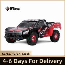 Wltoys 12423 Rc Auto 1/12 4WD Elektrische Geborsteld Korte Cursus Rtr Auto Suv 2.4G Remote Radio Control Vehicle Rc speelgoed Vs Wltoys 12428