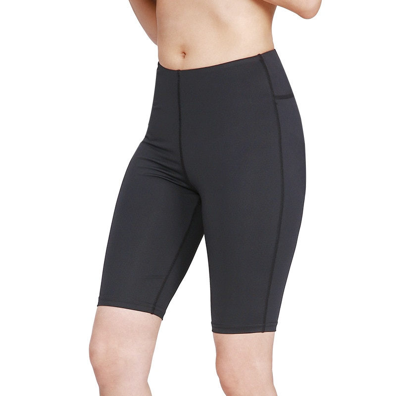 Summer Women's Yoga Shorts High Waist Tight Gym Leggings Running Shorts Spandex Quick Dry Workout Sport Shorts Fitness Clothes