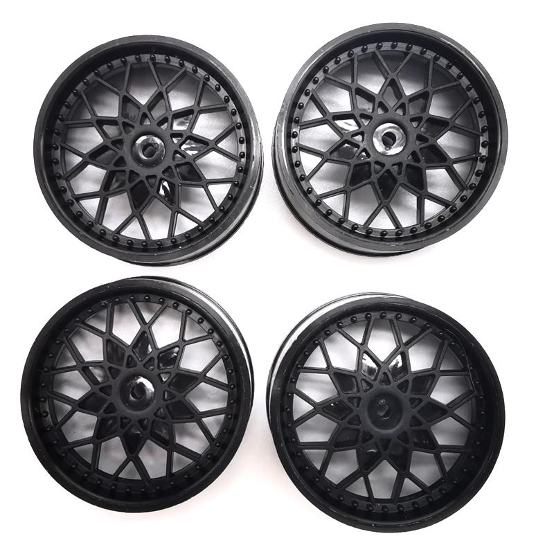 RC Car Tire 1:16 Simulation Drifting Tire Accessories Remote Control Car for WPL D12 enlarge