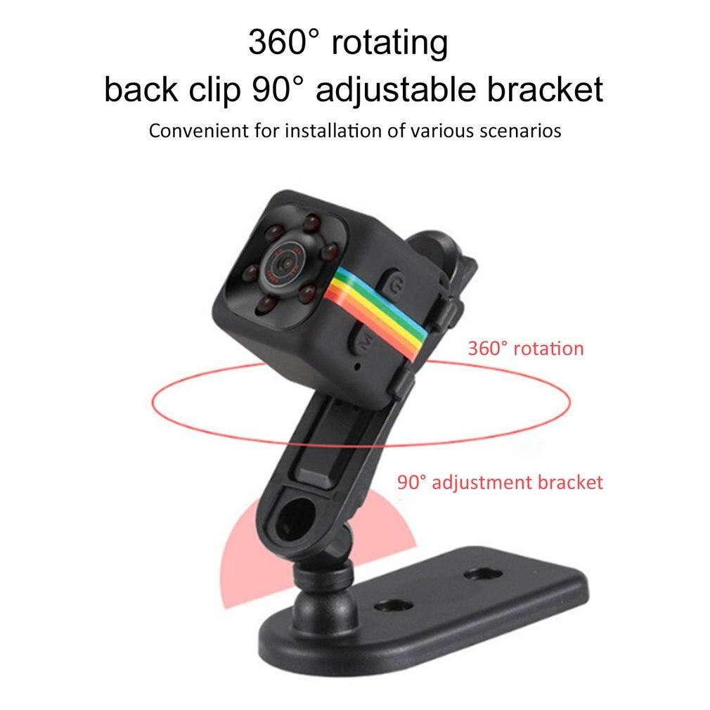 Mini Camera HD 1080P Sensor Night Vision Camcorder Motion DVR Micro Camera Sport DV  Video small Camera cam SQ 11 enlarge