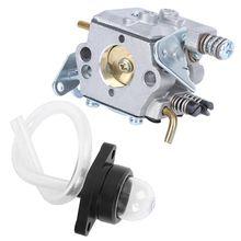 Carburateur amorce ampoule remplacement Fit pour Poulan 1950 2150 2375 2050 tronçonneuse pièces