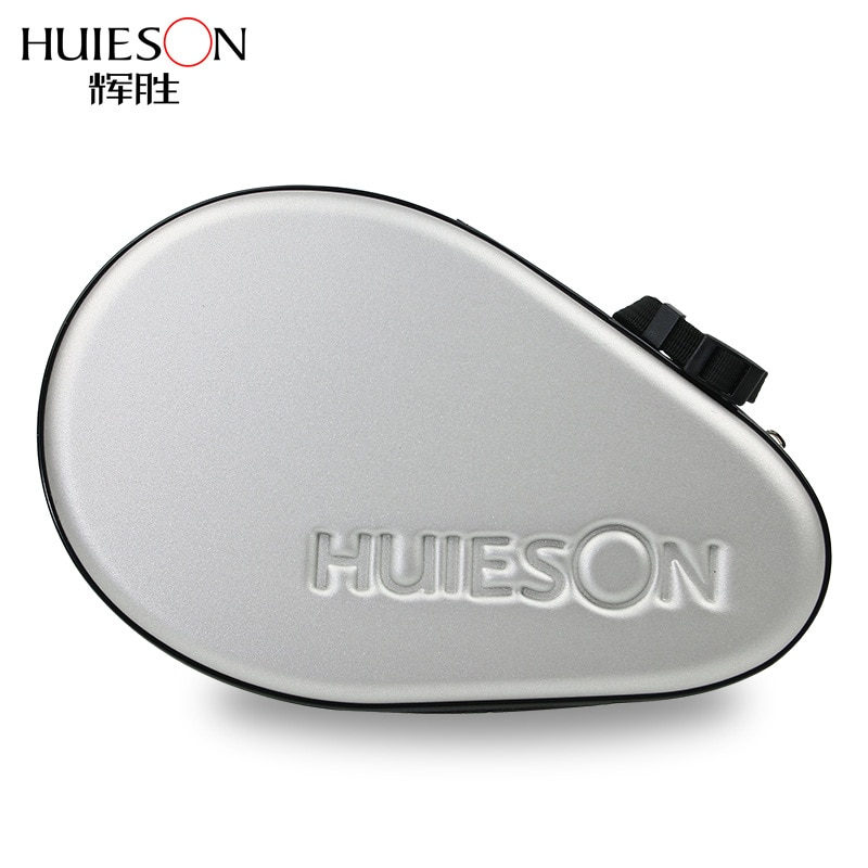 Жесткая Тыква Huisheng HUIESON, чехол для ракетки для настольного тенниса, Жесткий Чехол для ракетки, может вместить две ракетки