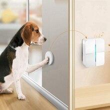 Cascabel de entrenamiento para perros, timbre inalámbrico con botón táctil para el orinal de perrito de Mascota, productos de entrenamiento para mascotas, estándar de EE. UU. #