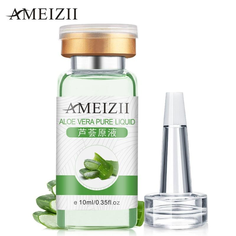 Aloe Natural Face Collagen Serum Anti Wrinkle Aging in Facial Suncream Hyaluronic Acid rich in Vitam