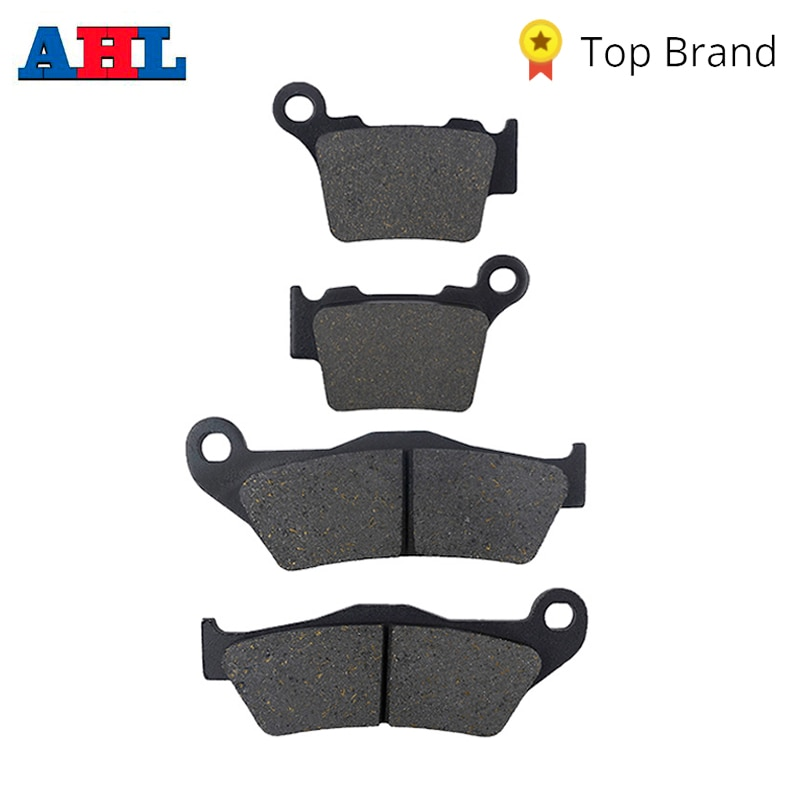 Motorcycle Front and Rear Brake Pads For F 250 350 R 450 400 450 525 2004-2007 500 2012-2016