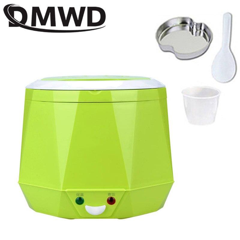 DMWD 12 فولت/24 فولت/220 فولت المحمولة جهاز طهي الأرز للسيارة/شاحنة صغيرة علب الاغذية الغذاء سخان باخرة أوتوماتيكي متعدد الوظائف الغذاء الحاويات