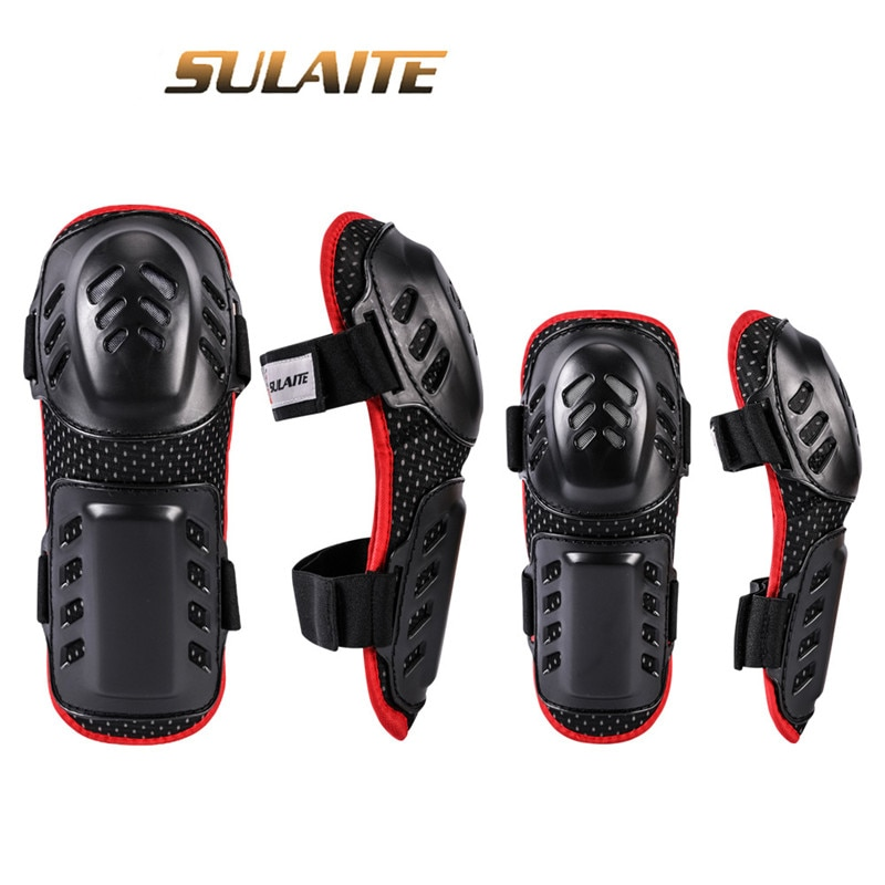 SULAITE Adult Cycling Knee Elbow Pads Set Motorcycle Skateboard Brace Guards Protector Bike Racing Skiing Skate Protective Gear enlarge