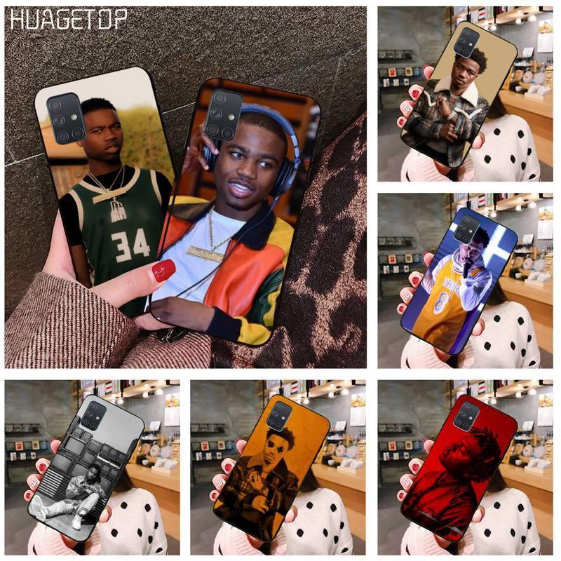 Roddy HUAGETOP Ricch DIY phone Case capa Shell Para Samsung Galaxy A21S A01 A11 A31 A81 A10 A20 A30 A40 A50 A70 A80 A71 A51