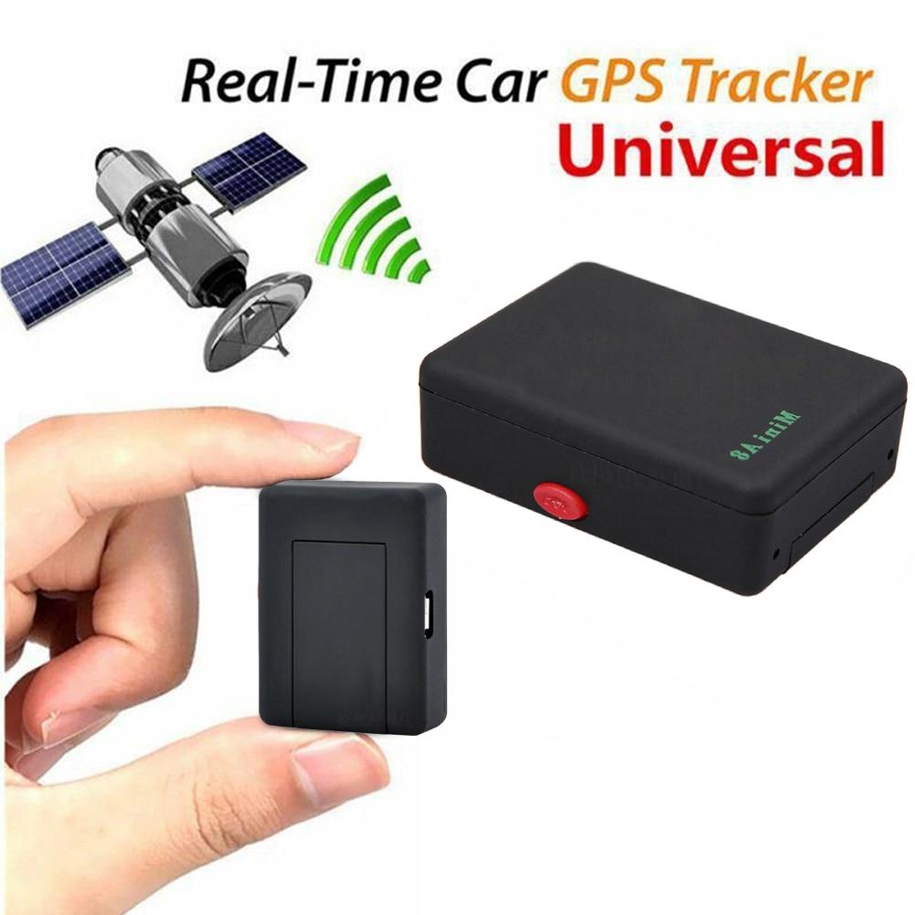 A8 Mini Gsm/gprs Tracker Globale Realzeit Gps Tracking Gerät Mit Sos-Taste Für Autos Kinder Ältere Haustiere GPS Locator Finder Tool