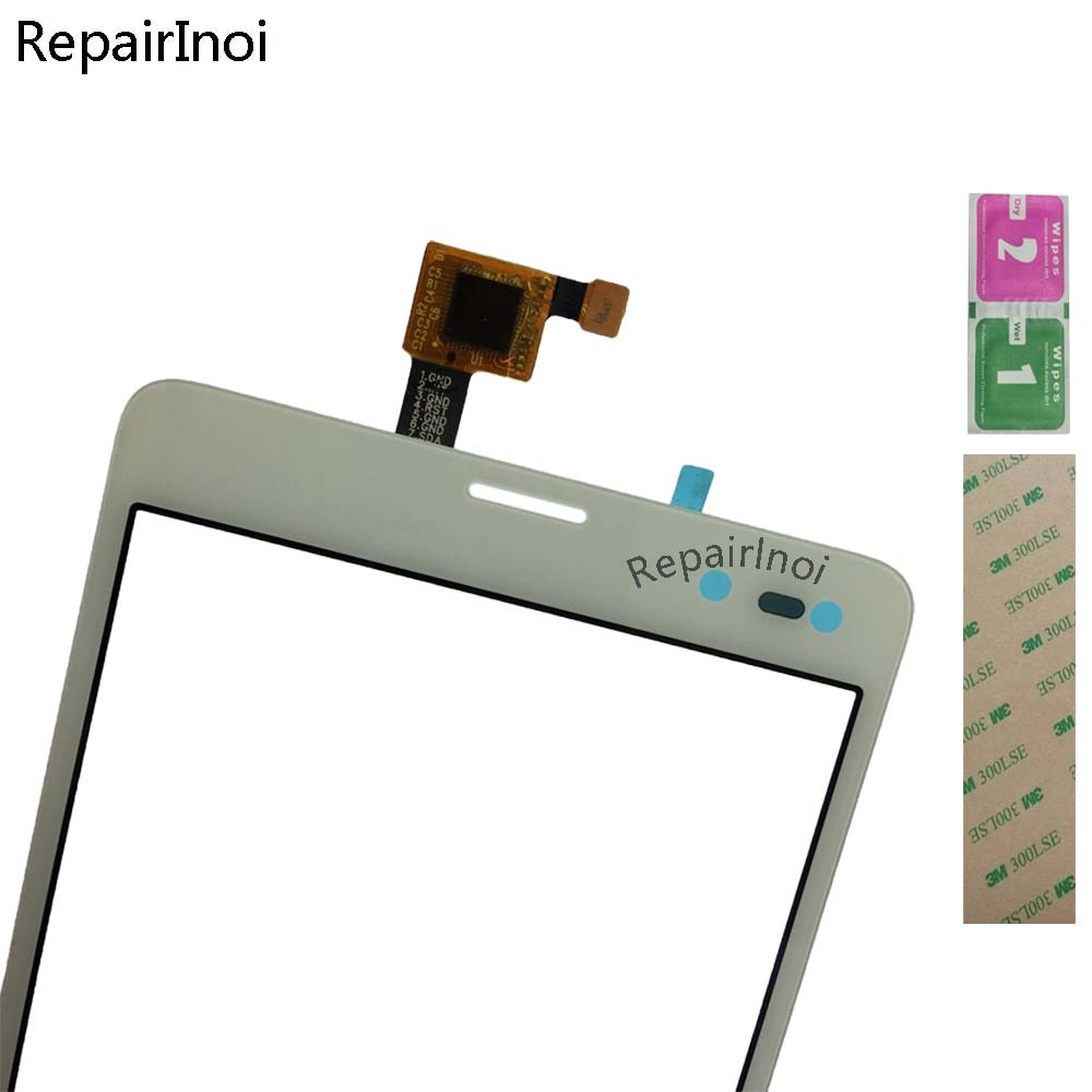 10Pieces/Lot Touch Screen For Noblex N551 GO Action Touch Screen Digitizer Outer Glass Touch Panel Sensor Replacement Parts enlarge