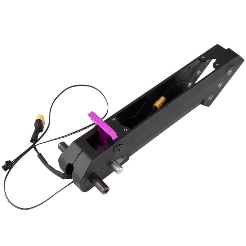Tubo plegable cuadrado Rod tubo plegable reemplazo para Kugoo S1 S2 S3 8 pulgadas patineta eléctrica