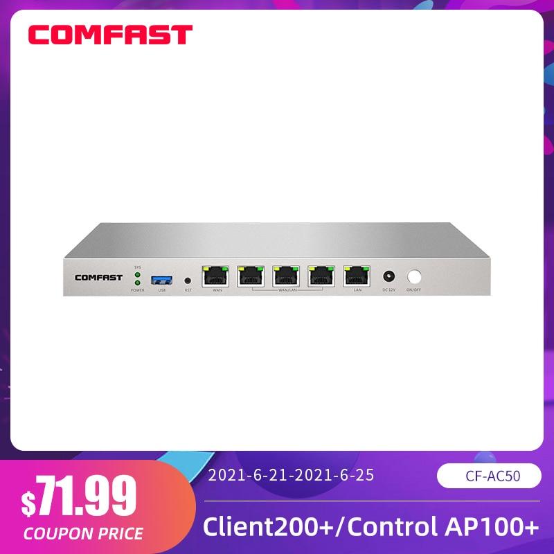 880MHz dual core Gigabit AC Gateway Routing MT7621A 3*10/100/1000Mbps LAN/WAN Port Multi WAN Load balance WIFI project router