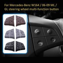 Bouton Audio multifonction   Pour voiture mercedes-benz W164 GL ML 2006-2009