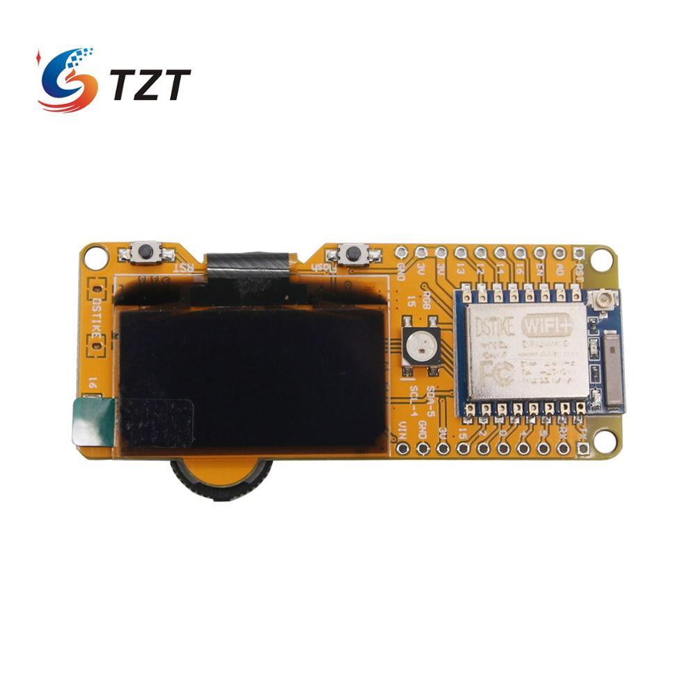 TZT DSTIKE WiFi Deauther MiNi ESP8266 OLED