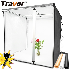 Caja de luz Travor 80*80CM caja de luz portátil foto caja de luz LED tienda con 3 colores de fondo para estudio fotografía caja de iluminación