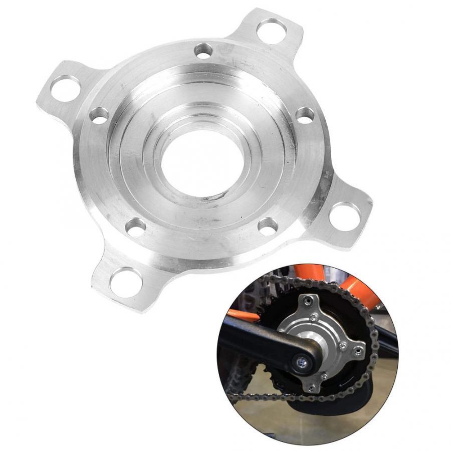 Цепное кольцо адаптер 104BCD цепное кольцо адаптер для Bafang eBike Средний привод двигателя цепное колесо адаптер для велосипеда аксессуары