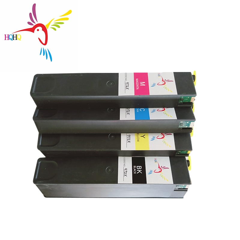 For HP972XL Ink Cartridge for HP PageWide MFP 477Dn/Dw 552 452Dn/Dw For HP 972XL I for Pro 352 Dn/Dw 377Dn/Dw  577Dw Printer