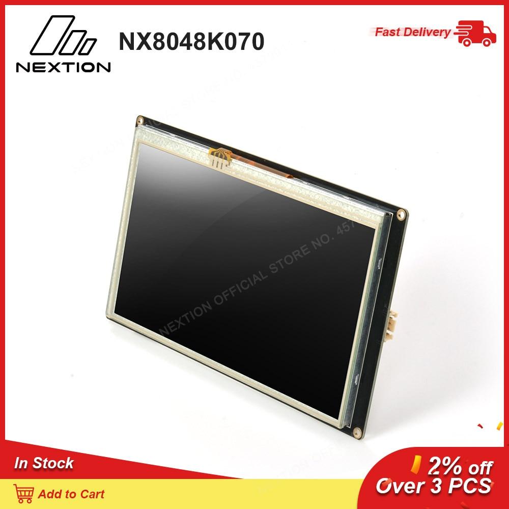 Nextion Verbesserte NX8048K070 - 7.0 HMI Touch Display USART TFT LCD Modul Resistive Touch TTL/5V Display