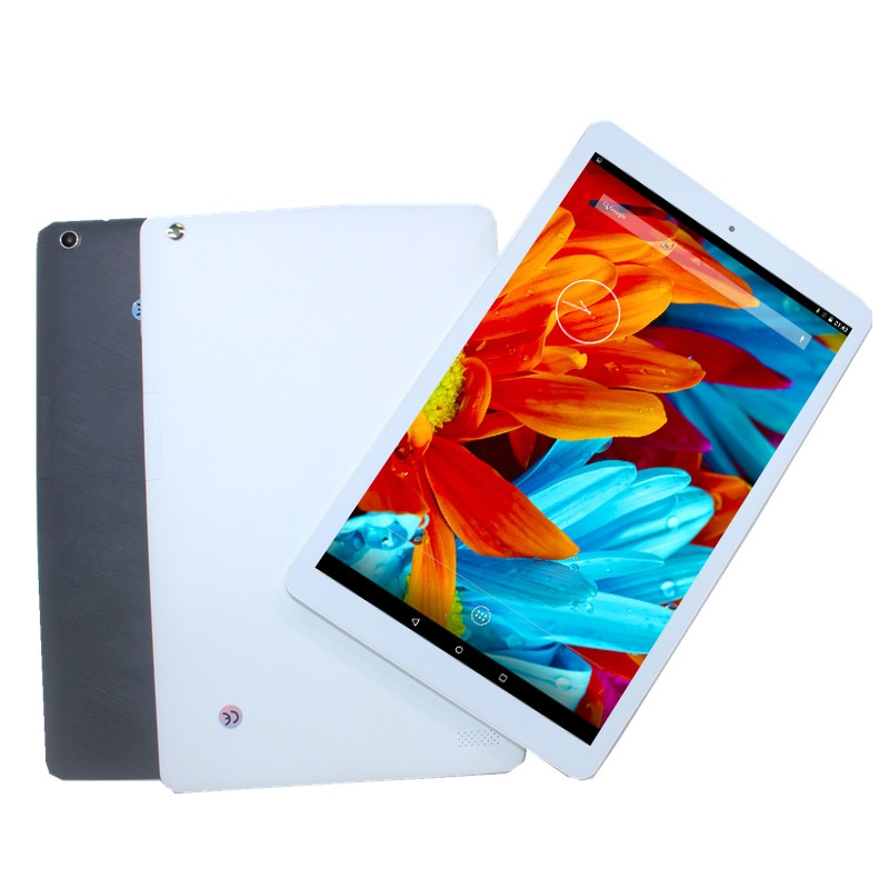 "10,1 ""Tablet PC S10 llamada de teléfono 3G IPS pantalla 1280*800 Android 5,1 1GB + 8GB átomo Z3735G Quad Core wifi Bluetooth GPS"