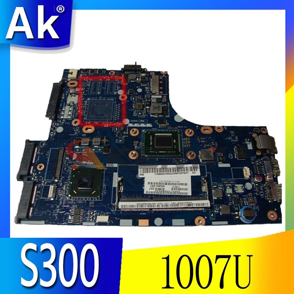 Akemy VIUS3 VIUS4 LA-8951P لينوفو Ideapad S300 S400 اللوحة المحمول SLJ8C SR109 سيليرون 1007U