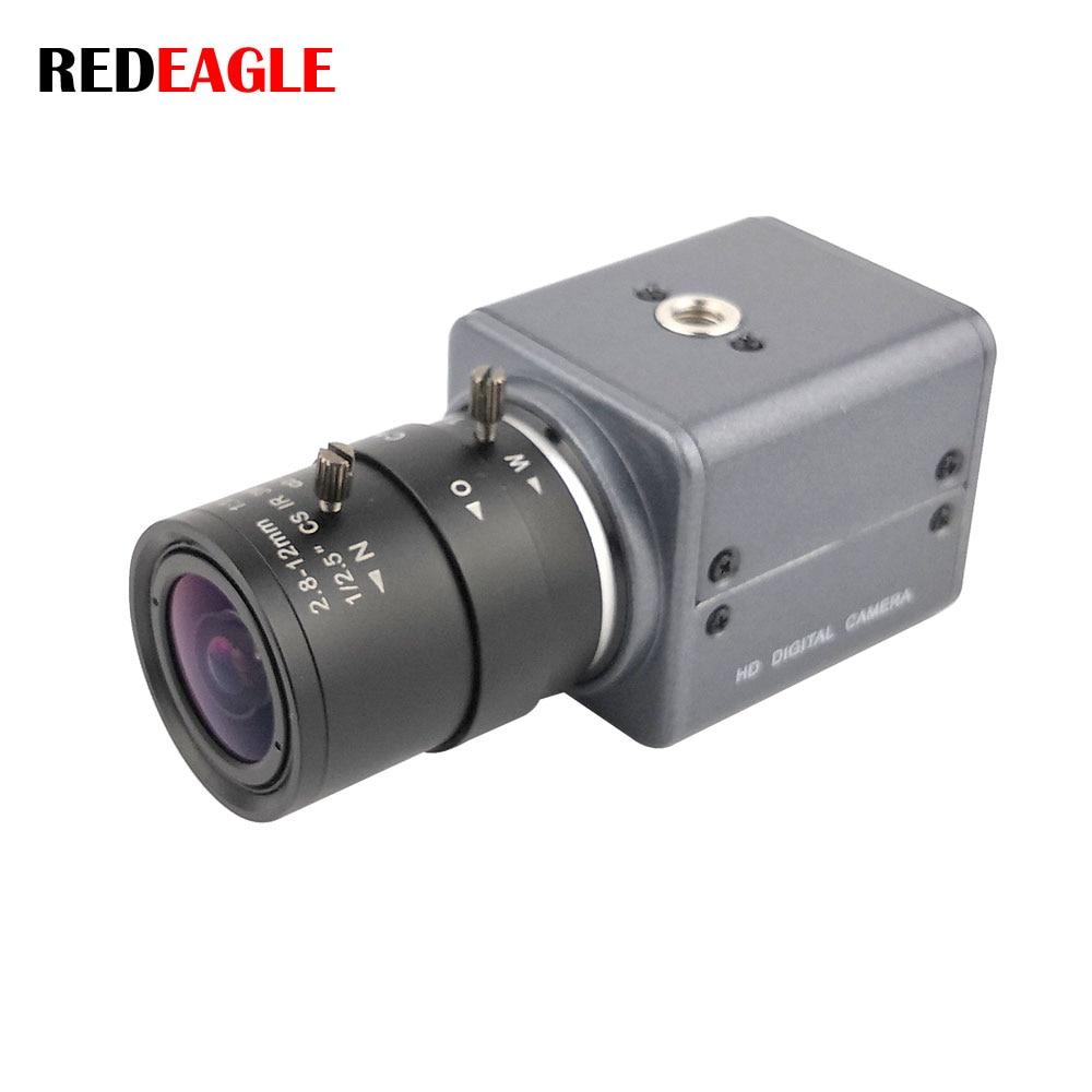 REDEAGLE 700TVL سوني CCD Effio التناظرية الأمن كاميرا فاريفوكال التكبير كاميرا تلفزيونات الدوائر المغلقة الصناعية المعادن الإسكان