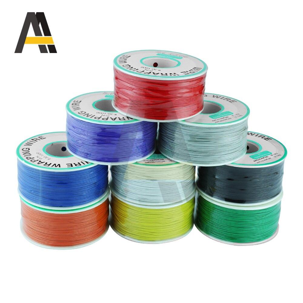 Cable de silicona Flexible 30AWG, envoltura de manualidades de 250M, B-30-1000 de...