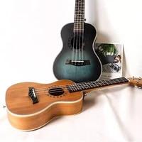 baritone ukulele original jazz barato travel set pink 4 string small guitar 23 inch classical perform guitarra sports zz50yl