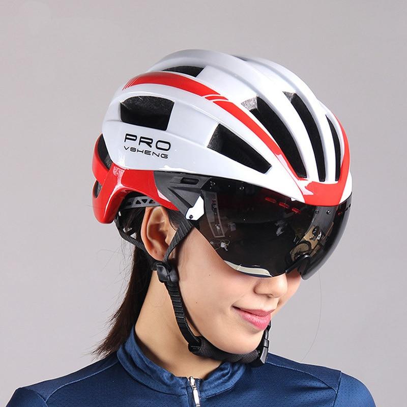 Mtb protección hombre carretera casco de seguridad gafas ciclismo especializada en accesorios para ciclismo de montaña mujer tour ruta ciudad tapas