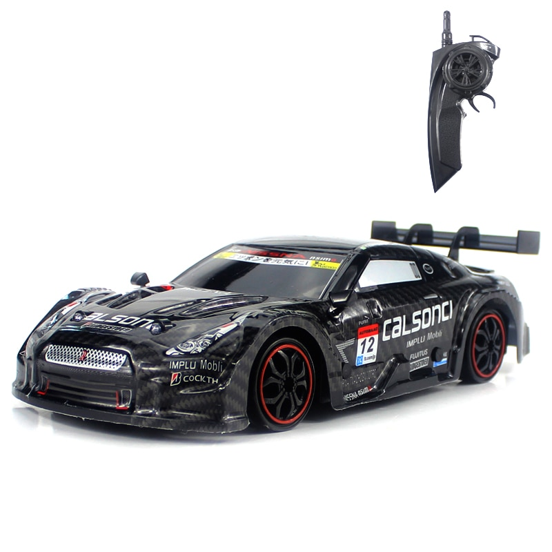 RC Car For GTR/Lexus 2.4G Off Road 4WD Drift Racing Car Championship Vehicle Remote Control Electron