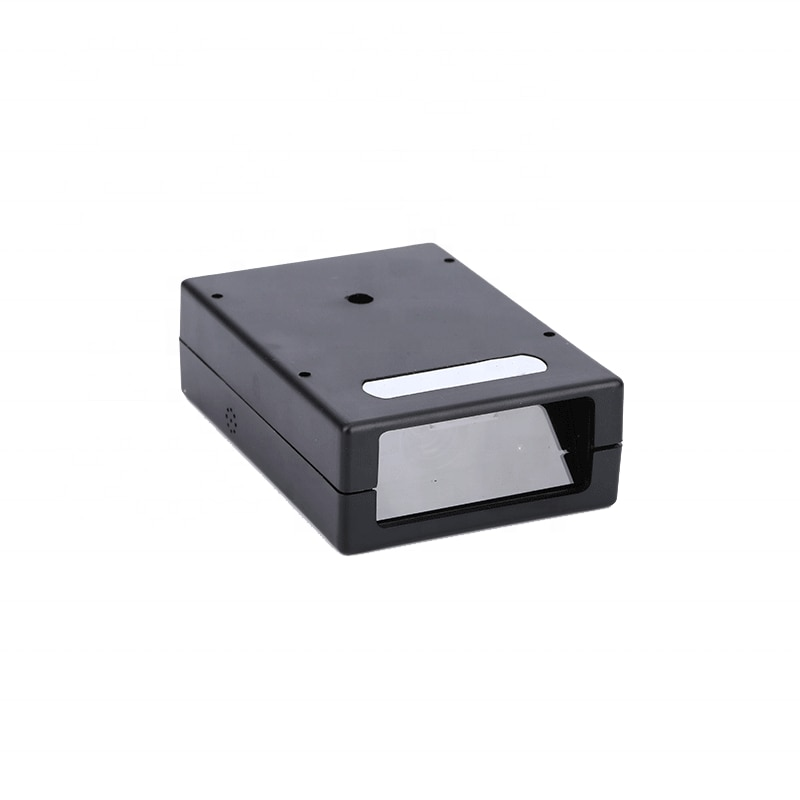 EVAWGIB 1D 2D QR Barcode Scanner Module Engine Embedded CCD Fixed Bar Code Reader Module for Kiosk RS232 USB Interface PDF417 enlarge