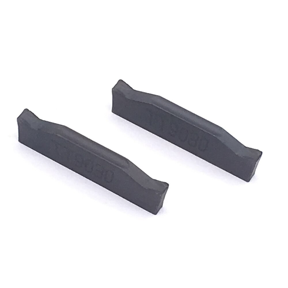 Sale 10PCS TDC2 TT9030 Grooving Carbide Inserts Cutting Lathe Turning Tools CNC Tools Lathe Cutter enlarge