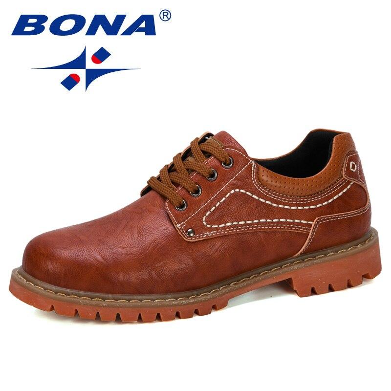 بونا 2019 جديد مصمم الأزياء الفاخرة الزفاف الأعمال أحذية الرجال أكسفورد اللباس أحذية الرجال الرسمي أحذية الرجل أحذية العمل الذكور