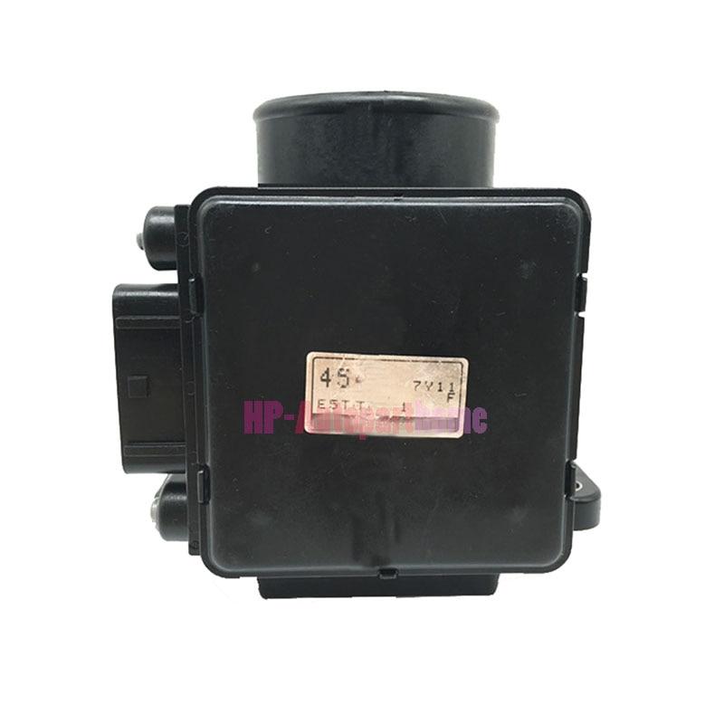 Original Sensor de flujo de Air masivo de OEM 454 E5T05271 para Mitsubishi Carisma 2,0 Sensor AFM E005T05271 MD172454