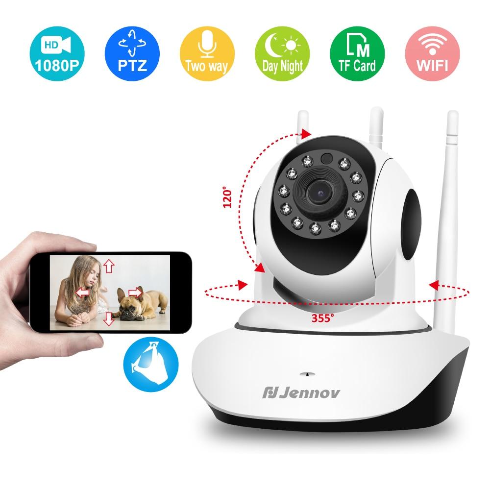 Home Security Wireless IP Camera 1080P Mini Network Two Way Audio Wifi Camara indoor Video Surveillance CCTV Baby Monitor 2MP